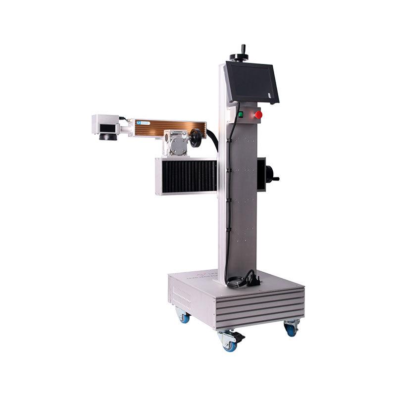 Impresora láser comercial Toda la estructura de aluminio LT8020F LT8030F LT8050F
