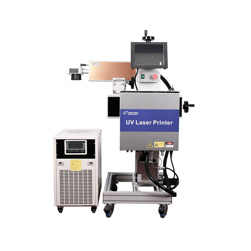 Medical Surgical Face Mask UV Laser Marking Printing Machine LT80003U LT8005U