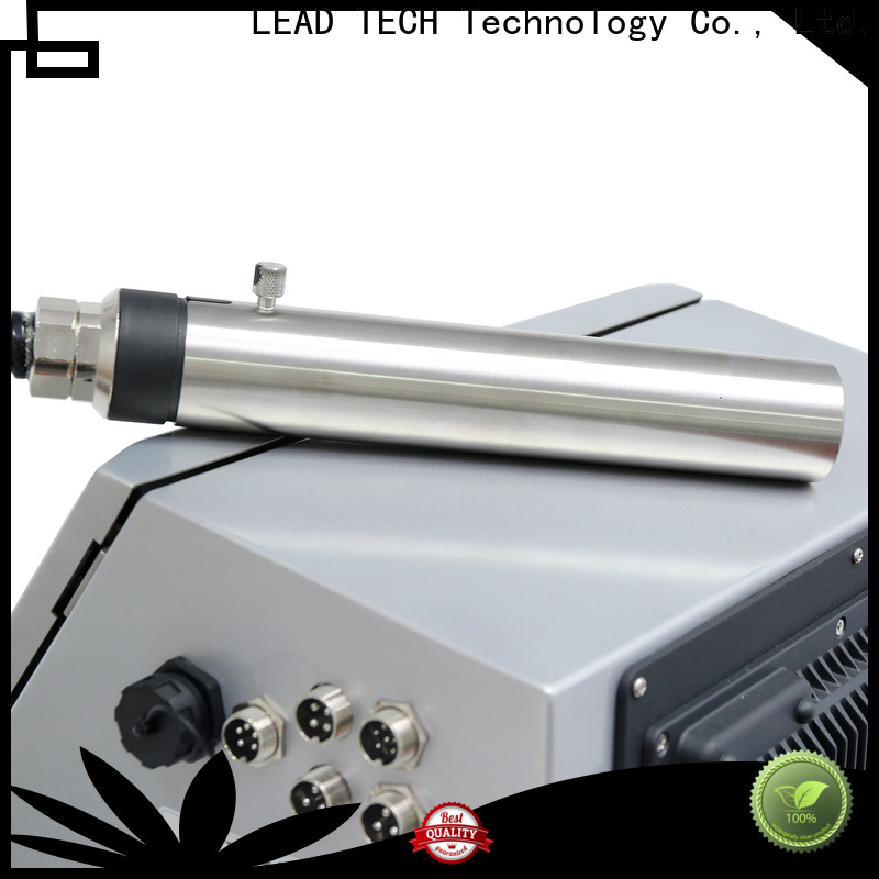 LEAD TECH innovative coding and marking industry manufacturers for tobacco industry printing