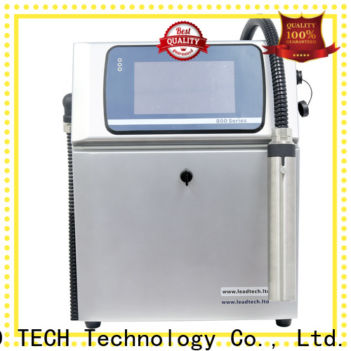 LEAD TECH definition of printer professtional for food industry printing