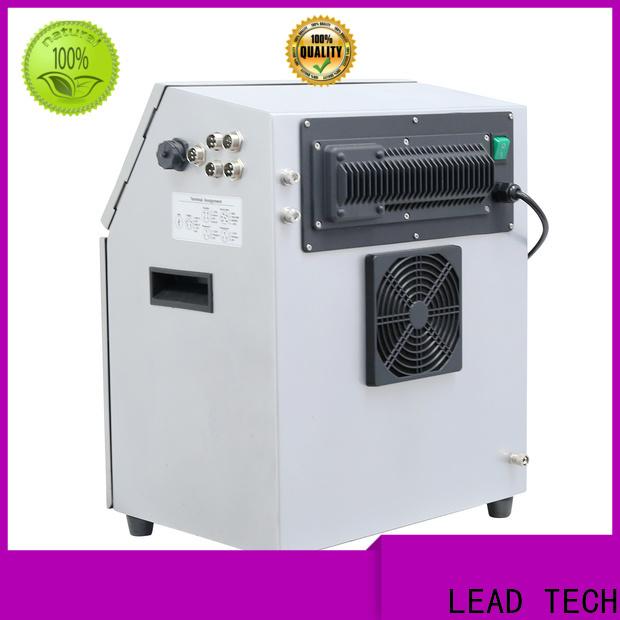 LEAD TECH Wholesale waterproof inkjet printer company for pipe printing