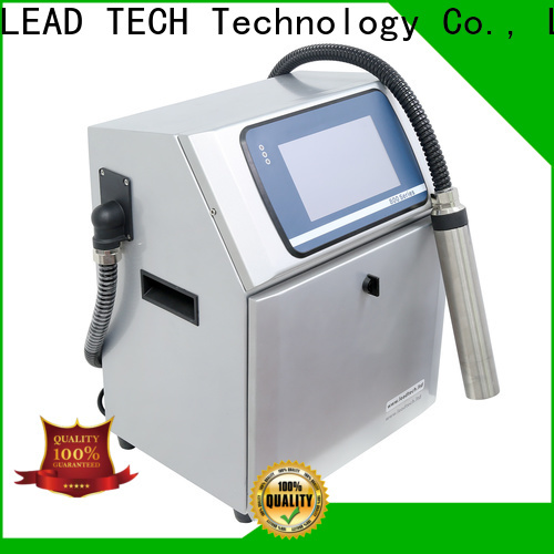 Wholesale continuous ink system printer for sale OEM for beverage industry printing