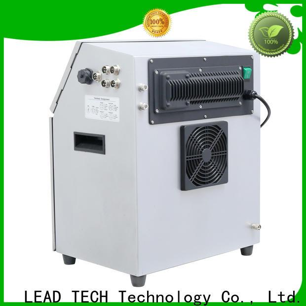 dust-proof cij inkjet printer custom for drugs industry printing