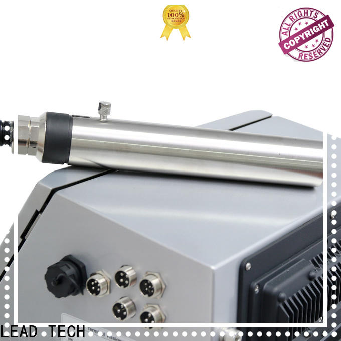 LEAD TECH used inkjet printers good heat dissipation for tobacco industry printing