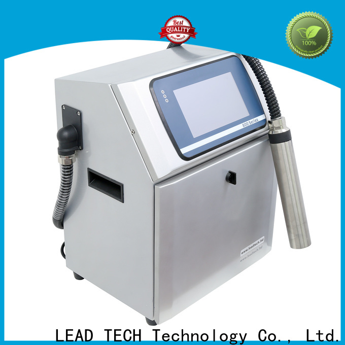 LEAD TECH inkjet digital printer Supply for drugs industry printing