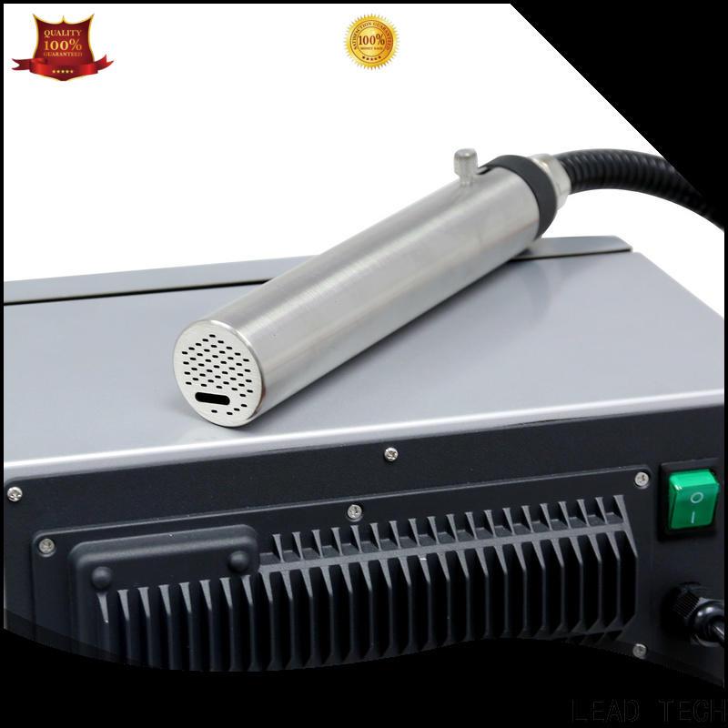 LEAD TECH Custom economical inkjet printer for tobacco industry printing