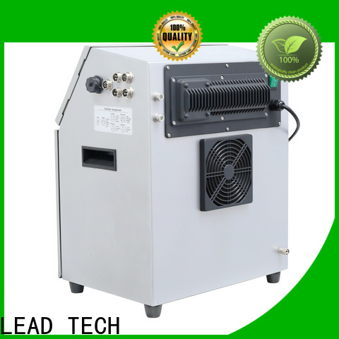 LEAD TECH sublimation inkjet printer company for pipe printing