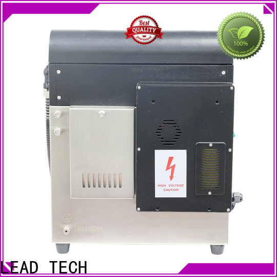 LEAD TECH inkjet production printer professtional for auto parts printing