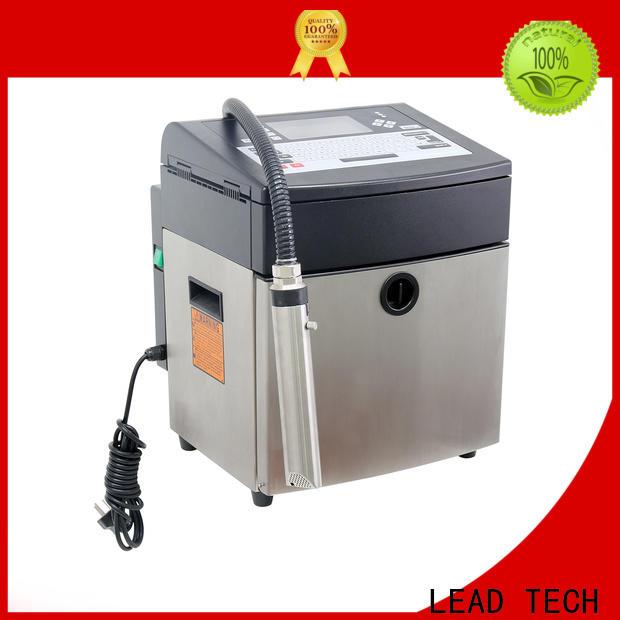 Custom inkjet 3d printer for business for beverage industry printing