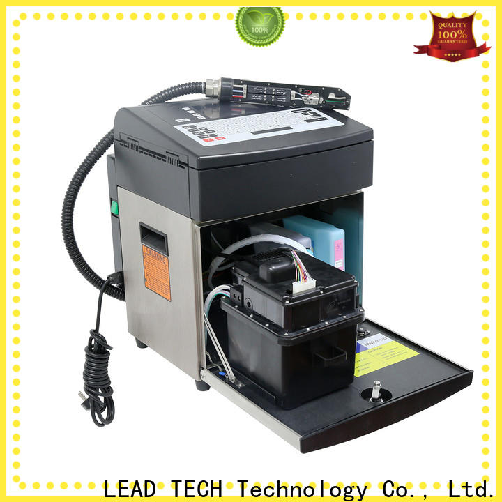 LEAD TECH dust-proof small inkjet Suppliers for daily chemical industry printing