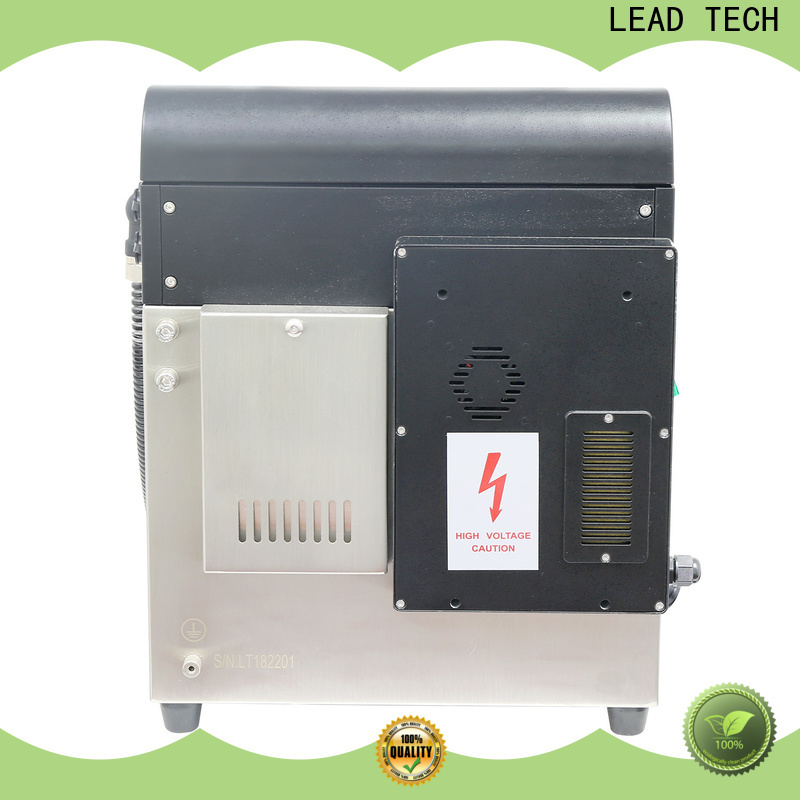 commercial inkjet printer diagram OEM for auto parts printing
