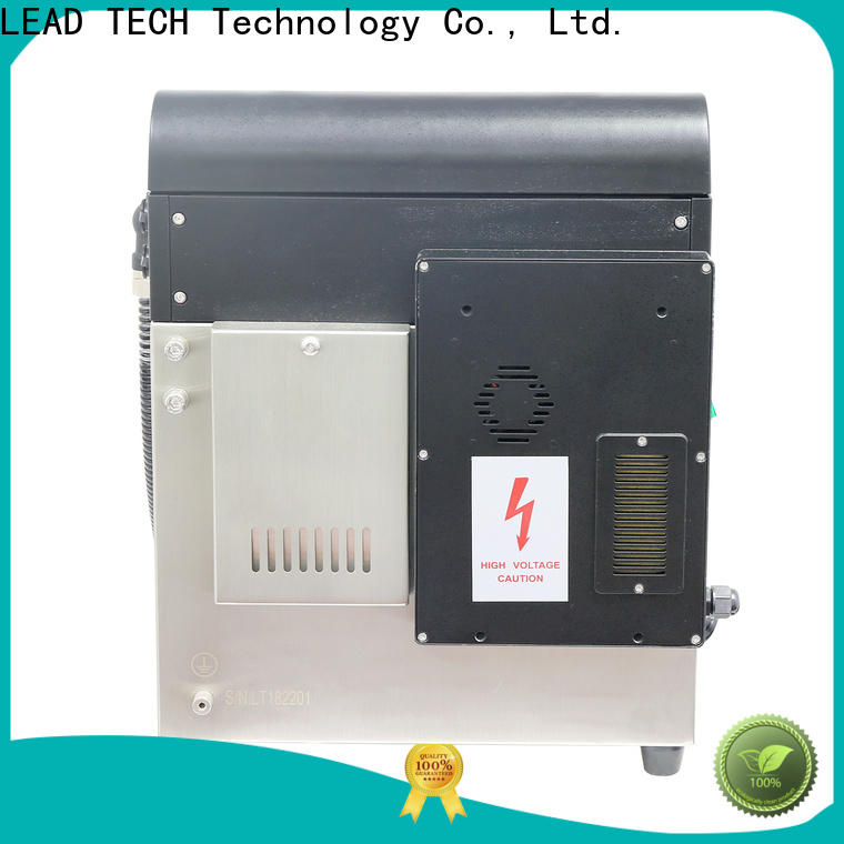 LEAD TECH what is a inkjet printer Supply for auto parts printing