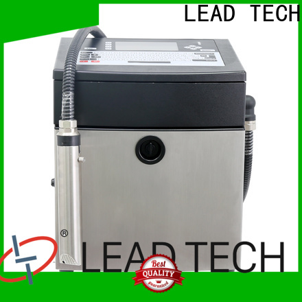 LEAD TECH Wholesale cij inkjet printer Suppliers for building materials printing