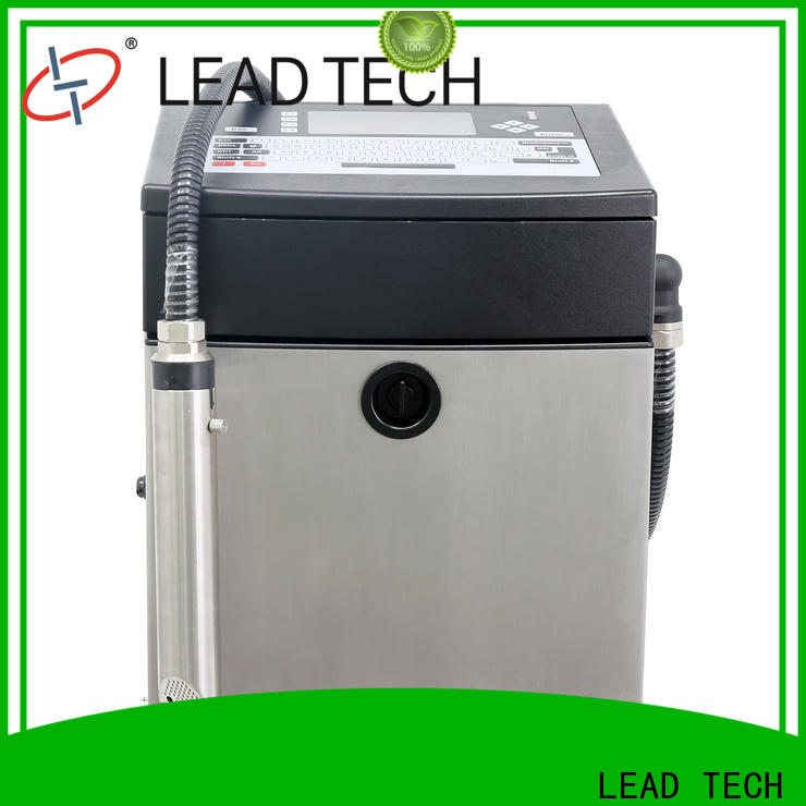 LEAD TECH industrial ink marking systems Suppliers for auto parts printing