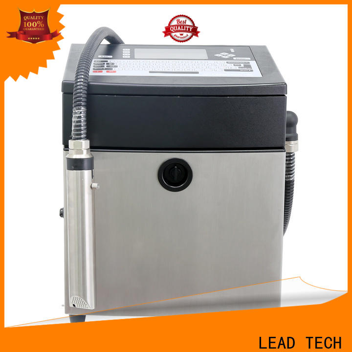 LEAD TECH commercial cis printer philippines factory for food industry printing