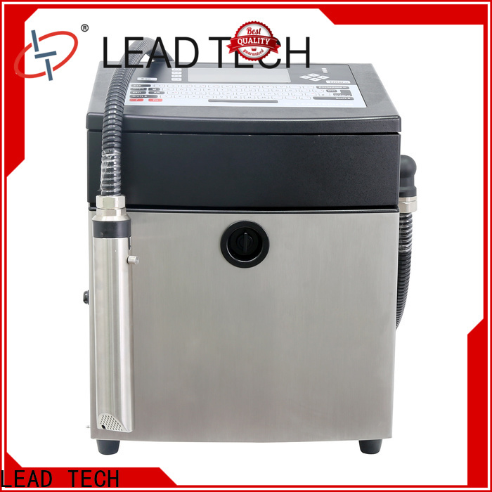 LEAD TECH printer convert to continuous ink Suppliers for daily chemical industry printing