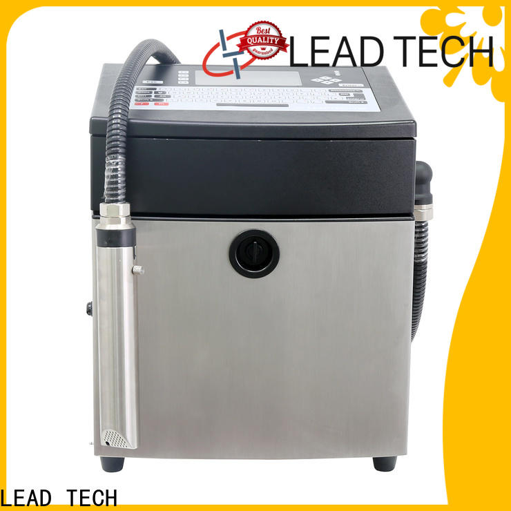 LEAD TECH inkjet and laser printer good heat dissipation for building materials printing