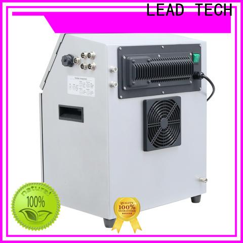 LEAD TECH videojet inkjet printer high-performance for drugs industry printing