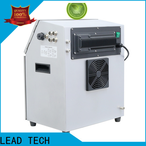 LEAD TECH high-quality bestcode inkjet printer fast-speed for pipe printing
