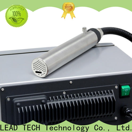 LEAD TECH inkjet printer information Supply for auto parts printing