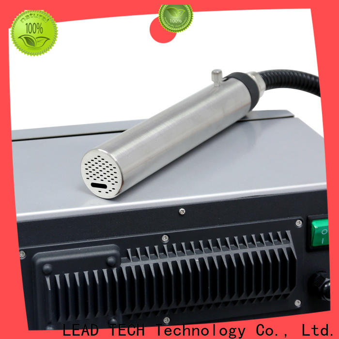 LEAD TECH cij printing technology custom for tobacco industry printing