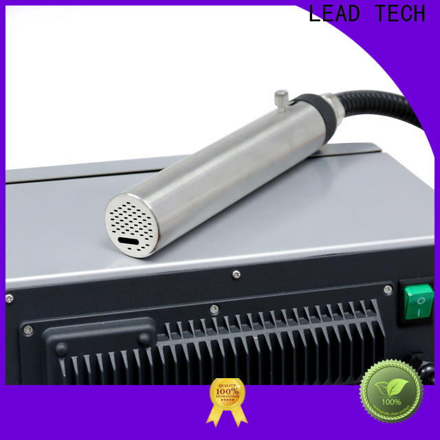 LEAD TECH Wholesale used industrial inkjet printers company for auto parts printing