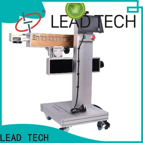 Best gold laser marking machine factory for auto parts printing