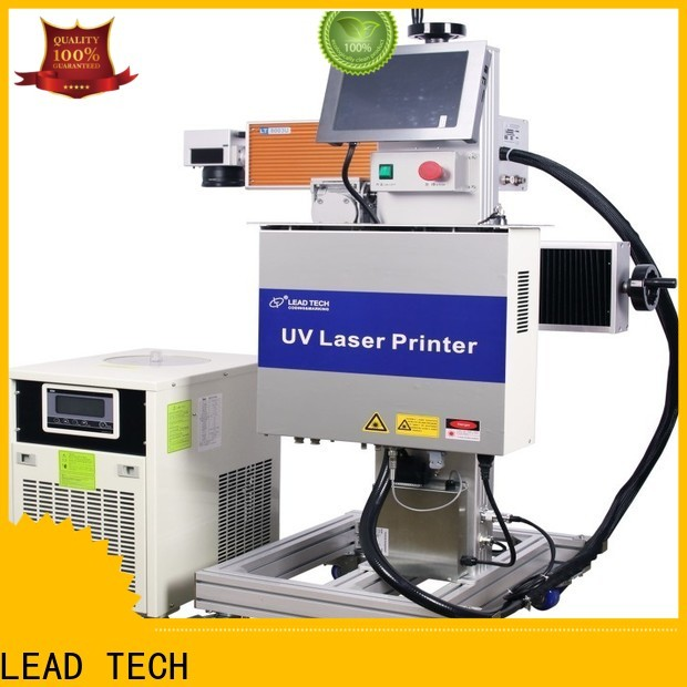 Top laser inscriber high-performance for food industry printing