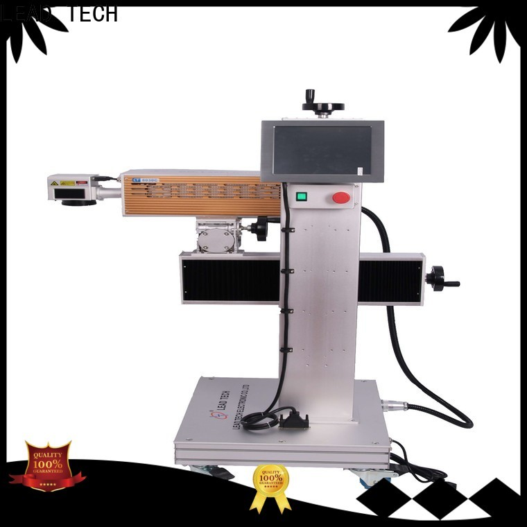 LEAD TECH Top laser printing on glass company for building materials printing