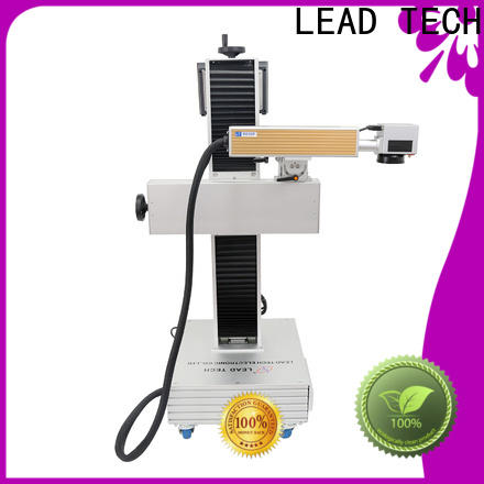 LEAD TECH New laser marker price fast-speed for food industry printing