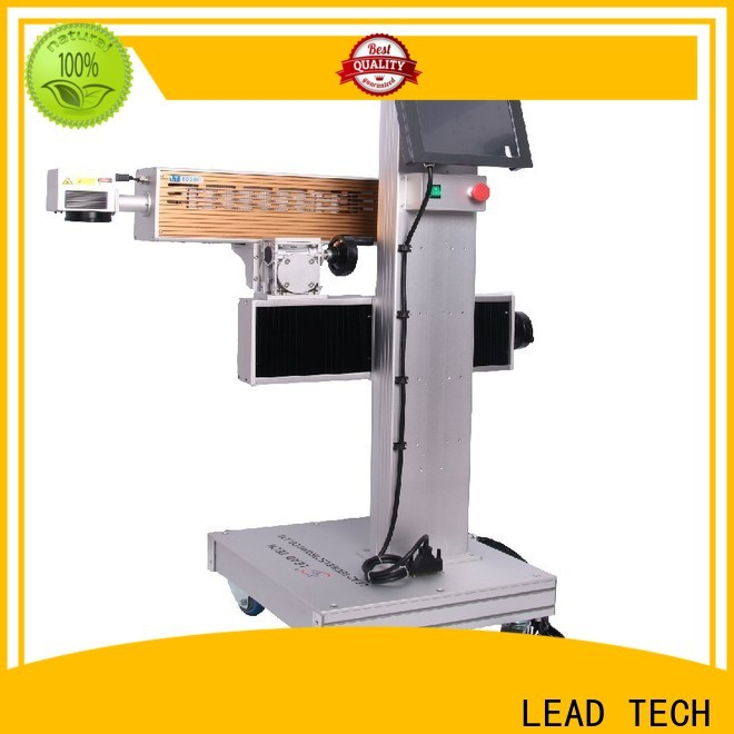 LEAD TECH comprehensive leather etching machine Suppliers for drugs industry printing