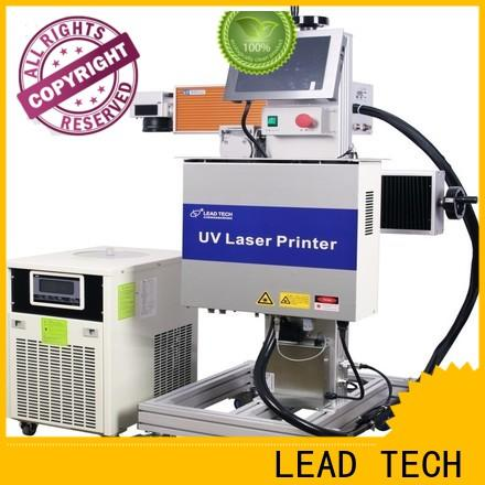 LEAD TECH High-quality metal marking machine for business for pipe printing
