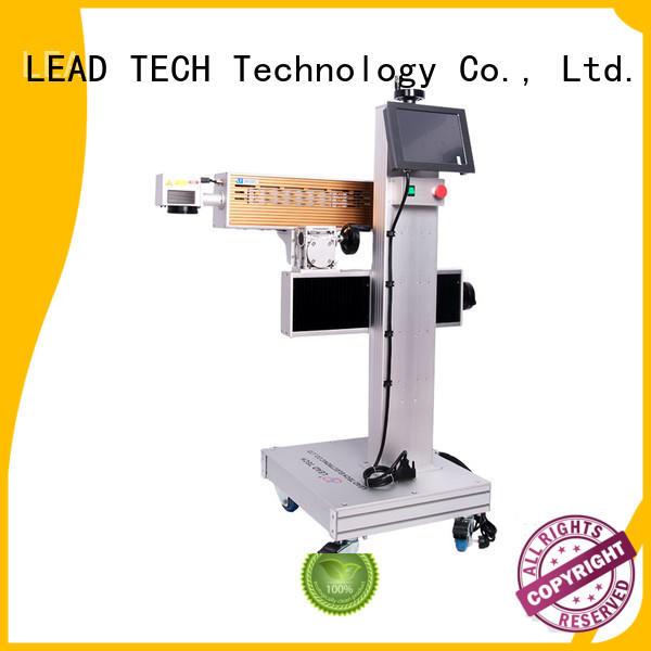 aluminum structure laser marking machine high-performance