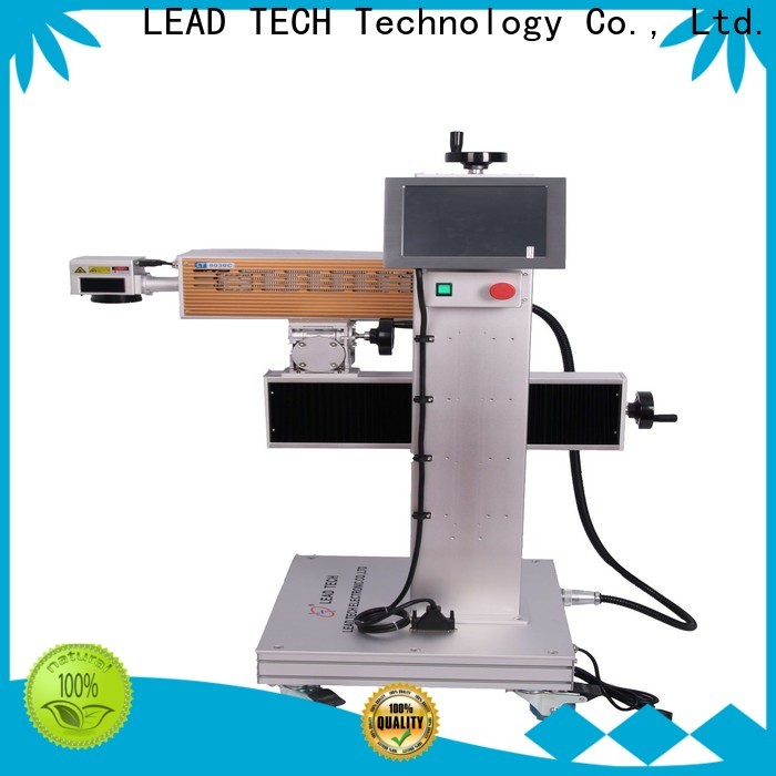 commercial laser marking spray promotional for beverage industry printing