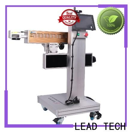 LEAD TECH portable laser marker easy-operated for household paper printing