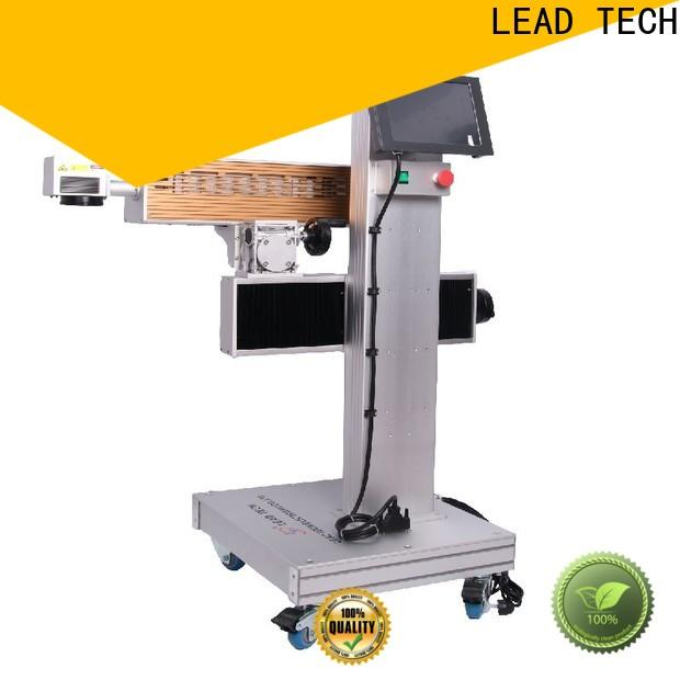 LEAD TECH mini laser etching machine Suppliers for household paper printing