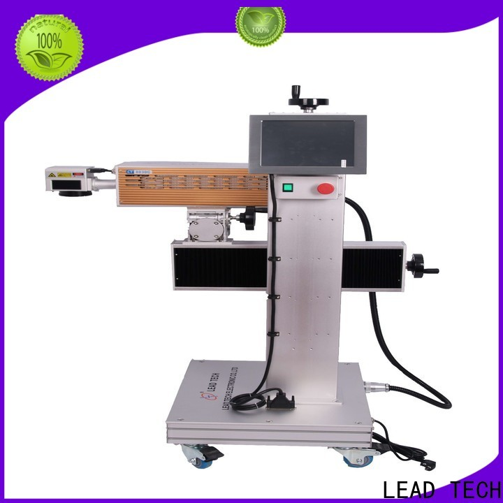 New professional laser machine factory for auto parts printing