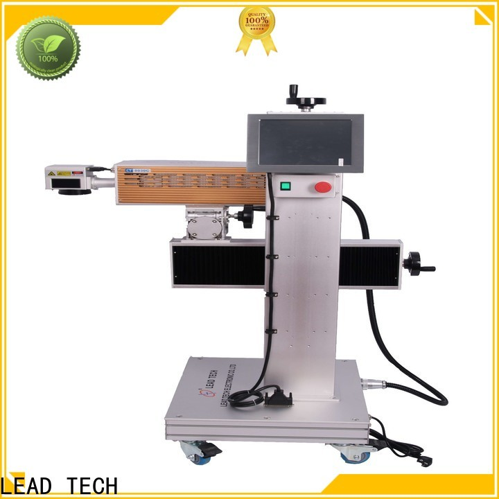 Custom handheld laser etcher company for food industry printing