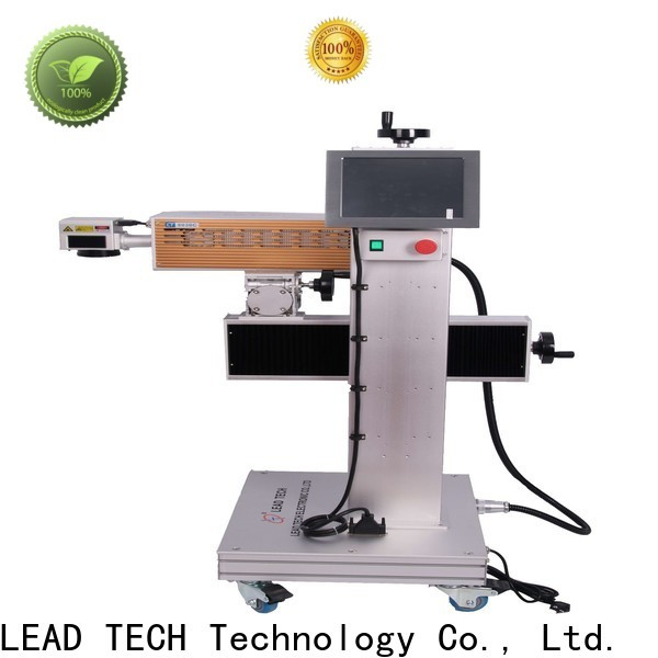 LEAD TECH water cooling structure 3d laser etching machine price for business for building materials printing
