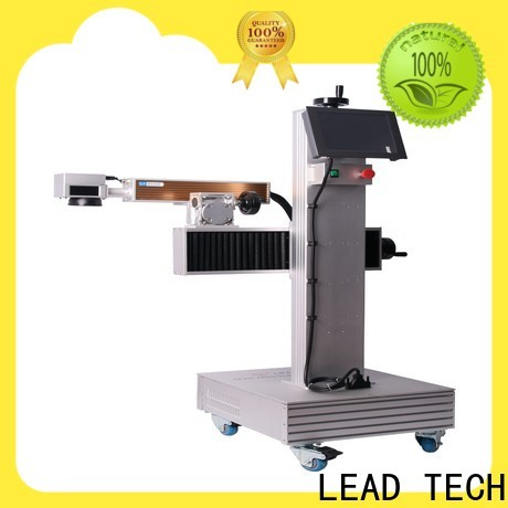 LEAD TECH commercial laser marking wood for business for household paper printing