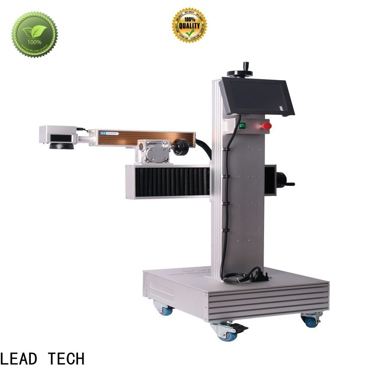 commercial laser marking cost company for beverage industry printing