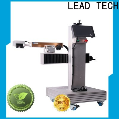 LEAD TECH comprehensive laser marking wood company for tobacco industry printing