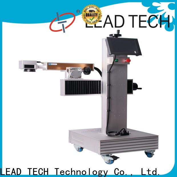 LEAD TECH laser wood carving machine price factory for daily chemical industry printing