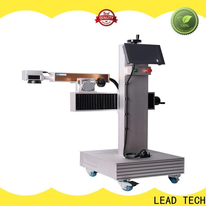 LEAD TECH New marking equipment easy-operated for tobacco industry printing