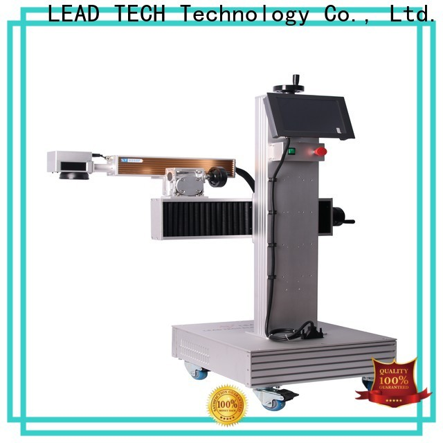 LEAD TECH laser trimming machine factory for tobacco industry printing