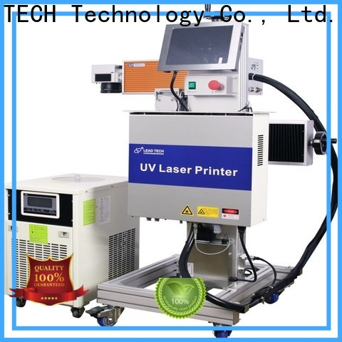 LEAD TECH best laser etching machine company for food industry printing