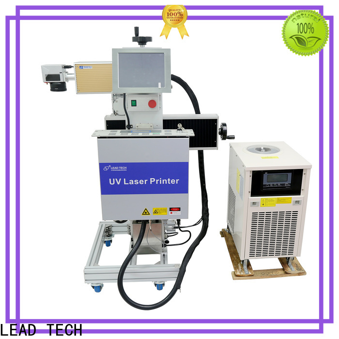 LEAD TECH aluminum structure etching equipment for sale promotional for tobacco industry printing