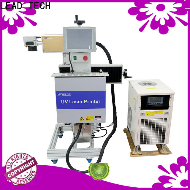 LEAD TECH Custom marking machine manufacturer fast-speed for building materials printing