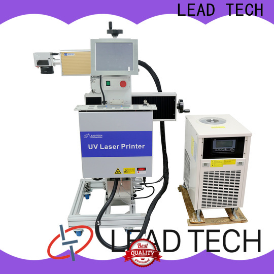 LEAD TECH laser wood carving machine price manufacturers for daily chemical industry printing