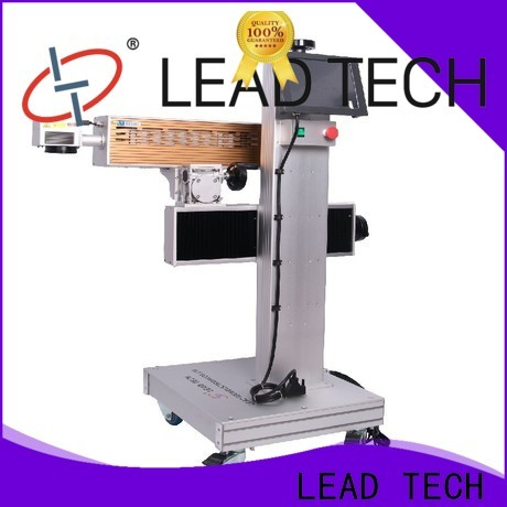 LEAD TECH commercial commercial laser printer factory for pipe printing